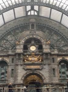 Antwerpin' in Belgium