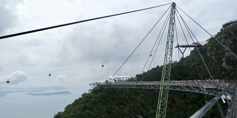 Langkawi Cable Car and Sky Bridge