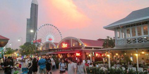 A Few Days in Bangkok