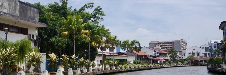 Day out in Melaka, Malaysia