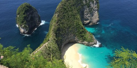 Visiting Nusa Penida on a Backpacker's Budget