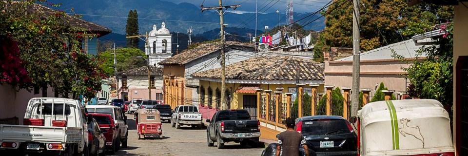 Town of Gracias