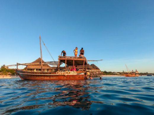 Zanzibar Nungwi Beach Sunset Cruise