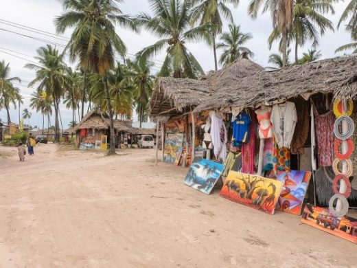 Paje Village Zanzibar