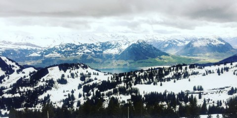 Day Two: Mt. Rigi, Switzerland