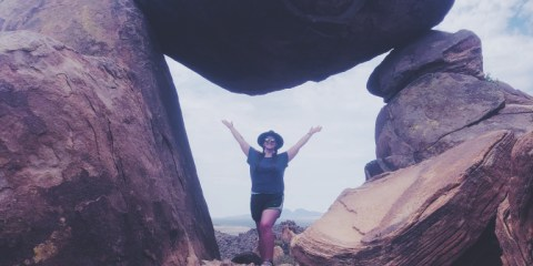 Why I Hike (Anywhere I Can)