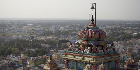 6 Awesome Hindu Temples in Tamil Nadu