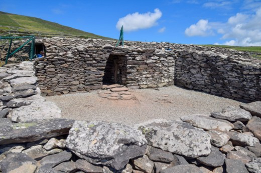 Dunbeg Promonatory Fort