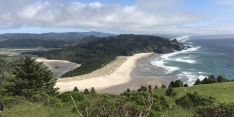 Just Another Trail on the Oregon Coast…