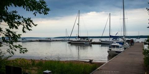 Sailing Apostle Islands National Lakeshore Bayfield Wisconsin