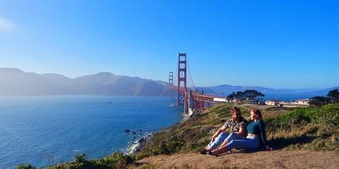 5 Instagram spots in San Francisco