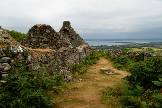 Abondoned Village, Cooley Mountains