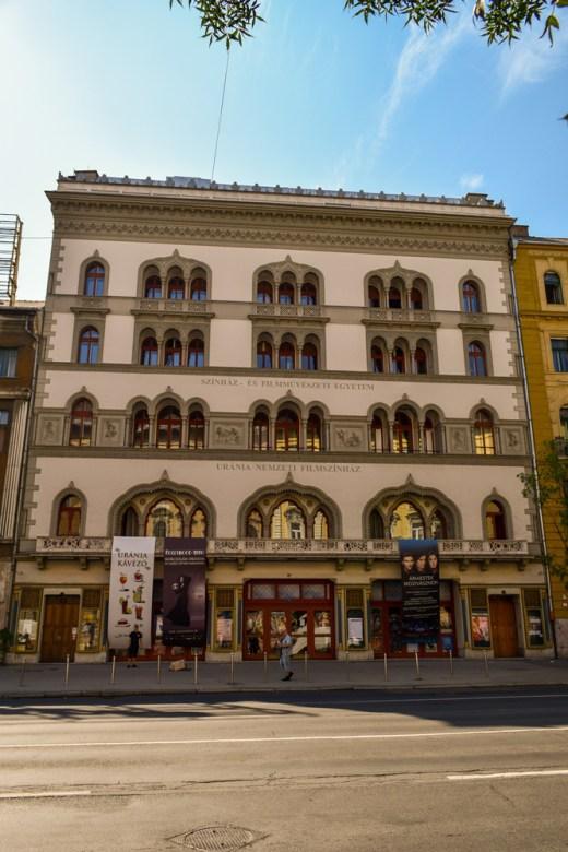 Urania Movie Theatre