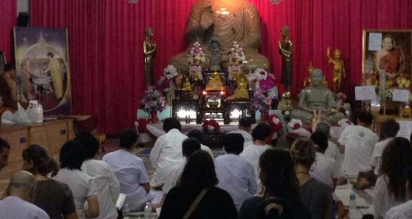 Volunteering on a Buddhist Monastery in Thailand