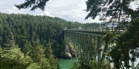 Spending a Day at Deception Pass