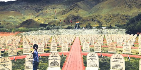 Kargil War Memorial, Drass
