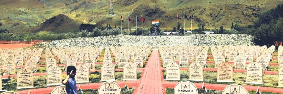 Kargil War Memorial, Drass