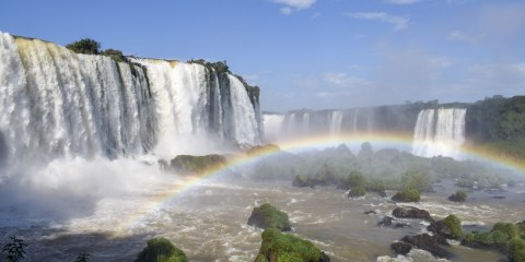 A Guide to Visiting Iguazú Falls
