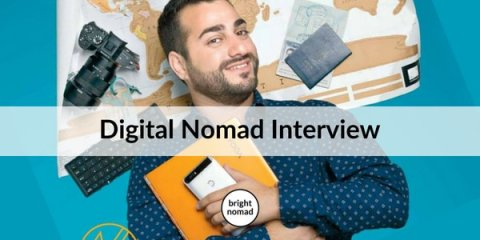 Digital Nomad Interview – Working from Anywhere