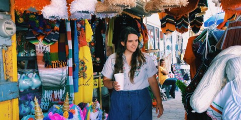 Another Country in Your Backyard; a Few Hours in Mexico