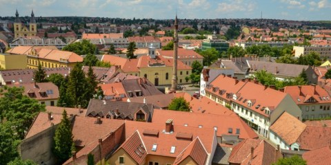 Is Eger Hungary's Most Beautiful City?