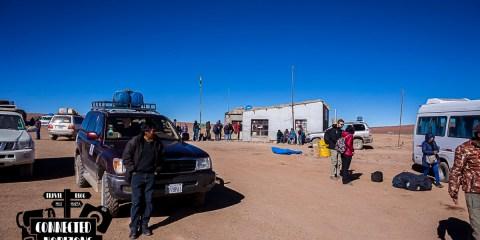 Border Crossing: from Bolivia to Chile (Hito Cajon)