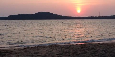 #TBT: Travel Flashback Part 4: Paradise Found on an Island off Cambodia!