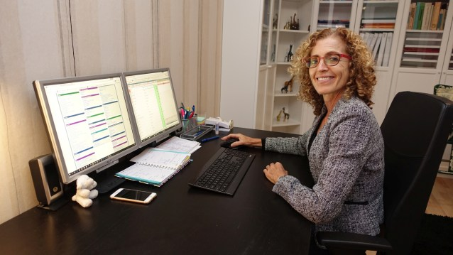 Spanish to Dutch translator and psychologist Marjon Pijl