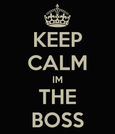 keep-calm-im-the-boss