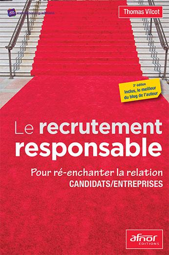 """Alerte - Le 30 Novembre : le """"Recrutement Responsable"""" revient..."""