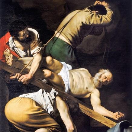 2-crocifissione-di-san-pietro-1600-1601