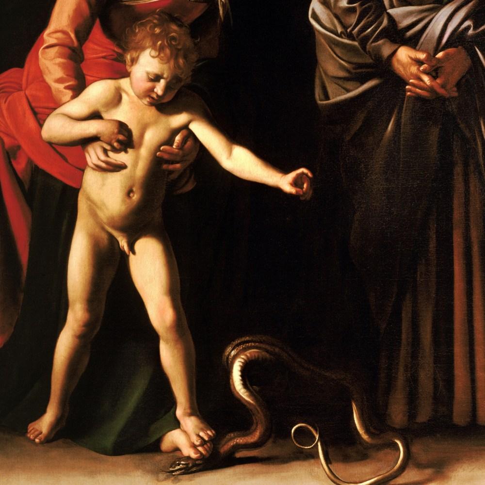 14- Il serpente schiacciato dal piede