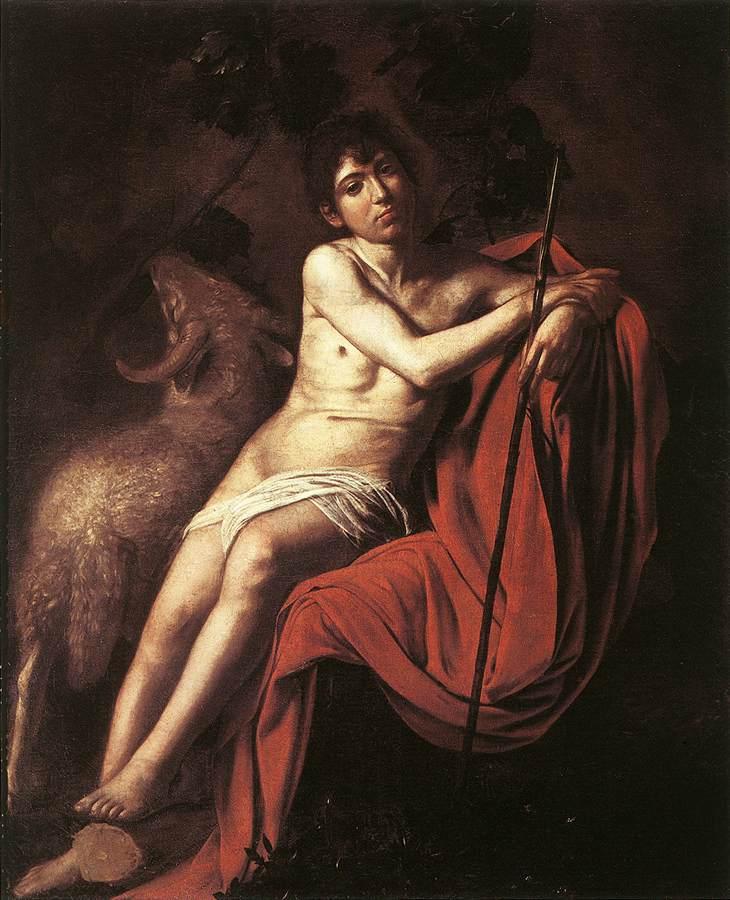 17-SanGiovanni Battista come il buon pastore