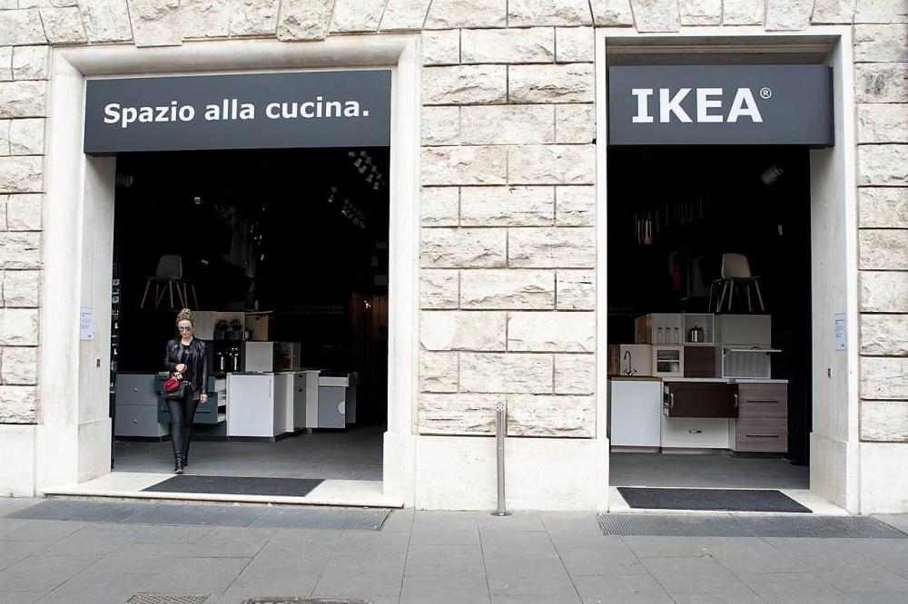 Ikea Pop Up Piazza Di San Silvestro A Roma Blogromaislove
