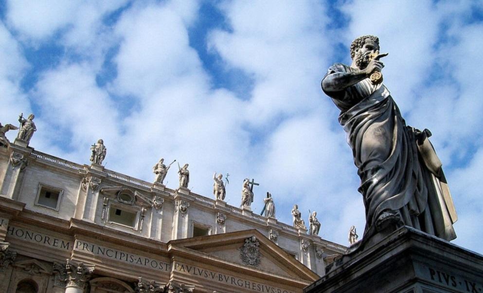 la basilica di san pietro-3