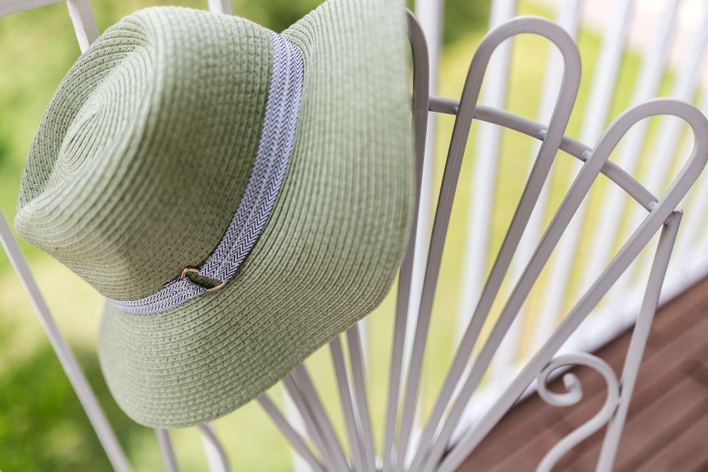 kaboompics_Women's Sun Hat