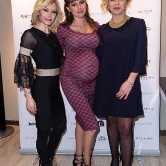 Giulia Sonnino, Benedetta Valanzano e Flavia Bruni