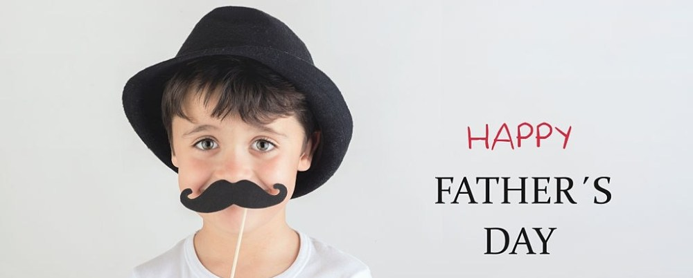 funny kid on fathers day