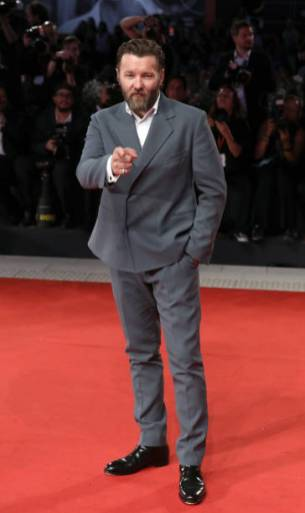 """VENICE, ITALY - SEPTEMBER 02: Joel Edgerton walks the red carpet ahead of the """"The King"""" screening during the 76th Venice Film Festival at Sala Grande on September 02, 2019 in Venice, Italy. (Photo by Elisabetta A. Villa/WireImage,)"""