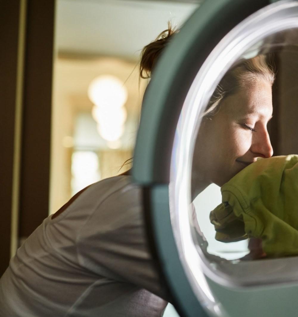 Anti-odore fai da te per lavatrice