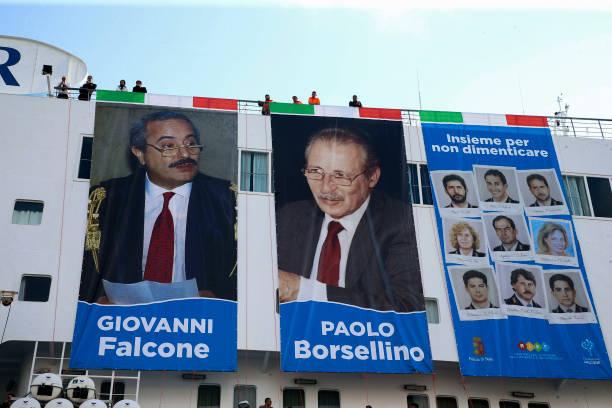 Giovanni Falcone e Paolo Borsellino (1)