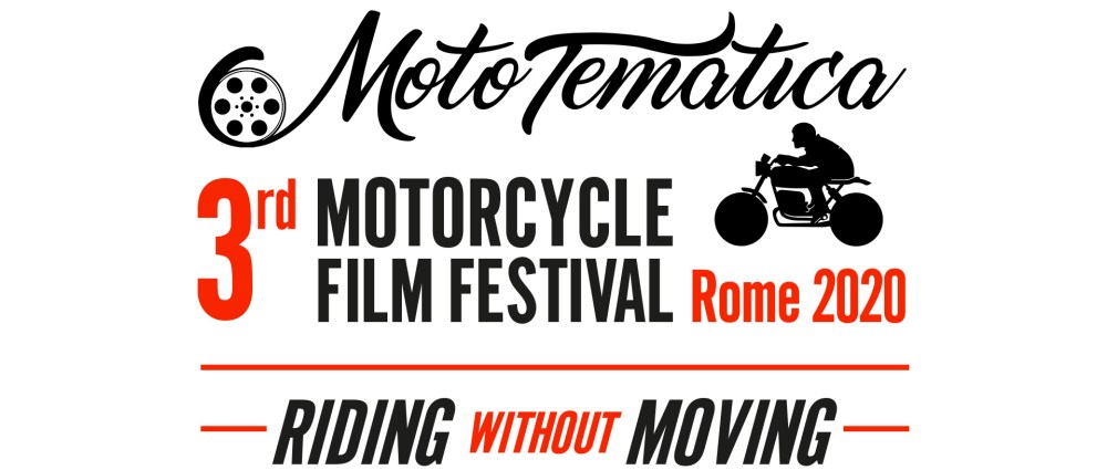 MotoTematica - Rome Motorcycle Film Festival 2020