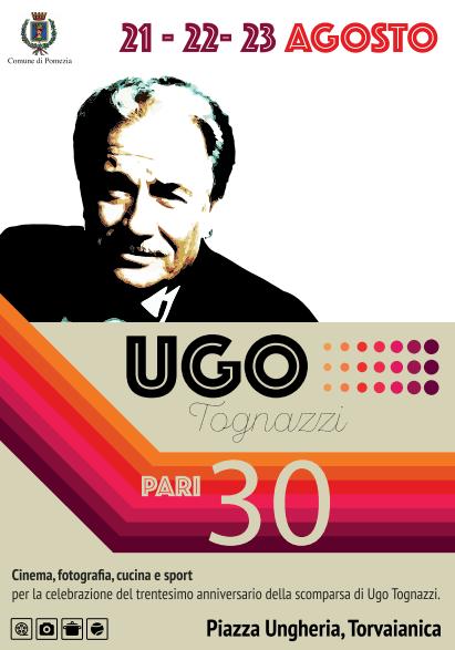 Locandina Ugo Pari 30
