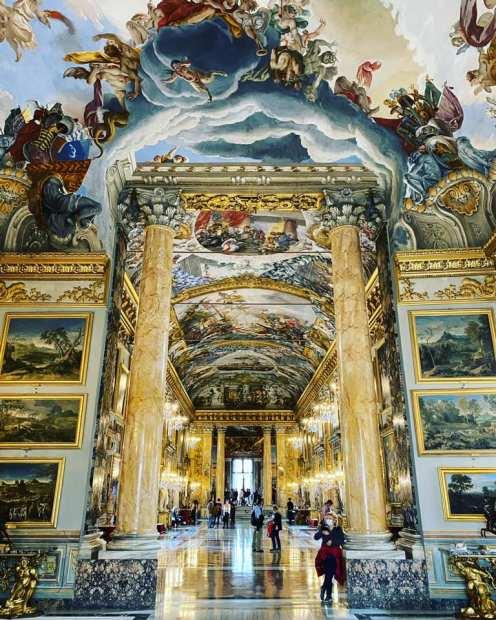 Galleria Colonna in piazza Santi Apostoli (2)