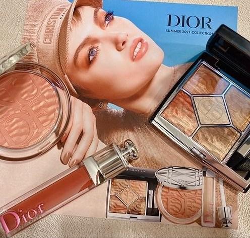 Summer Dune Limited Edition Dior trucco Estate 2021