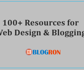100+ Resources for Web Design & Blogging 3