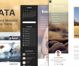 Basta WP Theme