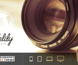 10 Best Photography Theme for WordPress 3
