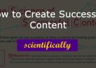 science of successful content