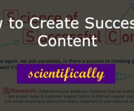 How to Create a Content that will be Successful 9